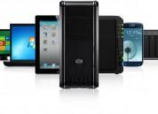 Verkoop van PC systemen en laptops