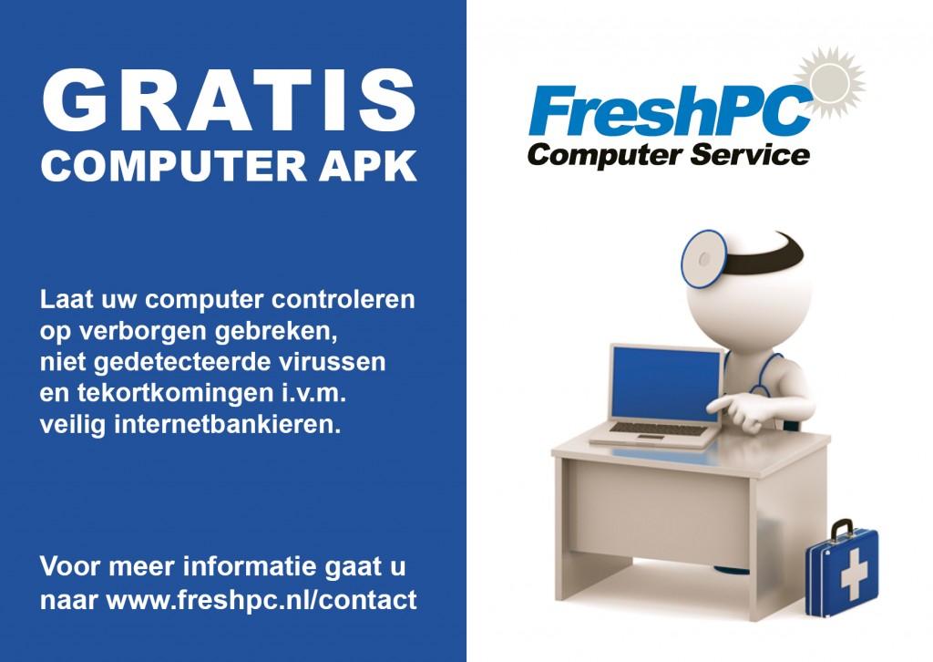Computerhulp en Computerreparatie Service
