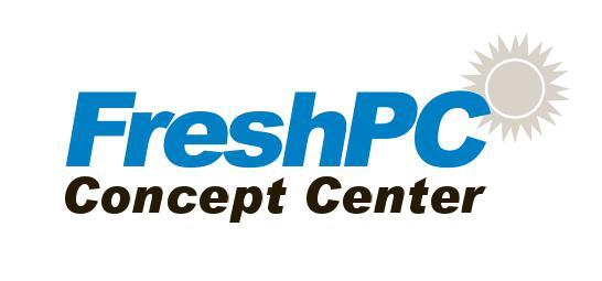 Het FreshPC Concept Center - Innovatieve oplossingen voor het bedrijfsleven.